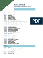 Manual de Cuentas Mipyme Del SII