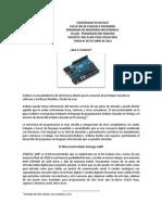Taller Programación de Arduino I