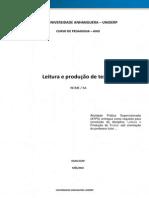 ATPS - Leitura e Produçao de Texto