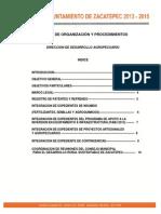 Manual de Procedimiento 3