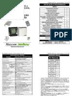 Guia de Instalação e Programação - Centrais Condominiais Comunic Light EVL e Comunic Light Plus EVL