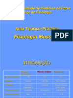 Fisiologia Muscular - Faculdade de Medicina Do Porto