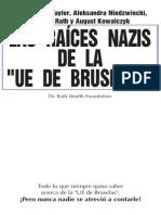 Las Raíces Nazis de La Unión Europea