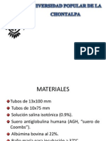 Diapositivas Banco de Sangre 2222