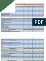Edital Tecnico Inss - Controle de Estudos