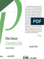 Deleuze Conversacoes