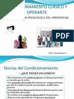 Teorias Del CONDICIONAMIENTO Autoguardado