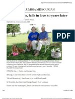 Couple Meets, Falls in Love 50 Years Later