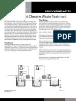 Chrome Waste