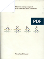 161176185 Charles Petzold Code the Hidden Language of Computer Hardware and Software