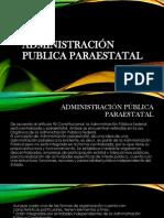 Administracion Publica Paraestatal1234