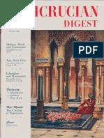 Rosicrucian Digest, March 1954