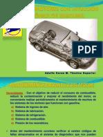 Afinado de Motores a Inyeccion (i)