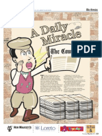 A Daily Miracle - A special feature from Newspapers in Education and The Courier