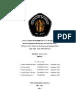 Reservasi Lapangan Futsal yang Inovatif (RELATIF) berbasis website sebagai media pemesanan lapangan futsal  yang cepat, aman dan terpercaya