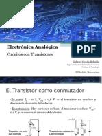 3. Circuitos Con Transistores