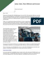 Speech - Global Aviation