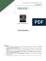 Técnica Operatória - Completa (2012)