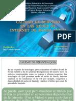 CALIDAD  DE  SERVICIO  EN  LAS  REDES  DE  INTERNET  DE  BANDA  ANCHA