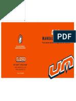 United Motor Dsr Manual Usuario