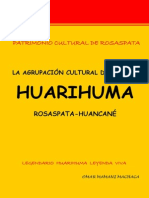 Huarihuma Glorioso y Eterno