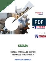 Induccion SIGMA