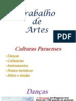 Arte e Cultura Paraense