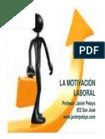 La motivacion laboral.pdf