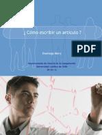 2012-ComoEscribirUnPaper