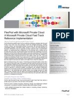 FlexPod Microsoft Private Cloud