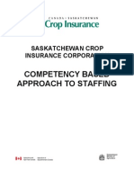 Competency Staffing