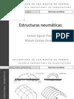 Estructuras neumaticas