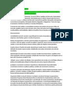 Analista de Gestão - Edital