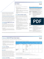 Services at a Glance Smartnet
