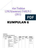 40286415 Pelan Tindakan Linus Numerasi Tahun 2 2011