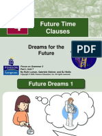 Future Time Clauses Lesson 2