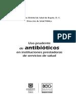 Uso Prudente de Antibioticos