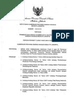 KEPGUB DKI No. 459 Tahun 2010 Ttg Pembentukan Dewan SDA DKI Jakarta