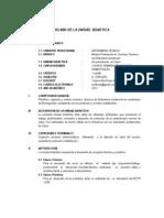 Silabus de Documentacion en Salud.