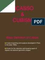 picasso  cubism grade 8