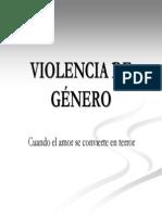 Violencia de Genero - Desconocido