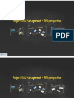 PMI Project Risk Management