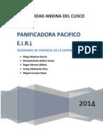 Panificadora Pacifico de Seminario de Finanzas