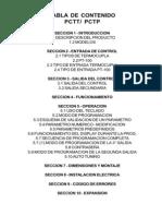 programacion de pirometro PCTT/ PCTP