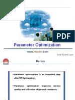 Huawei Parameter Optimization