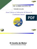 1 - Curso de Lubric Motores Tema 3 Areas Criticas