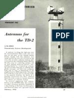 Bell Laboratories Record 1952 02