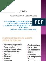 Juego Clasificacion y Metodologia