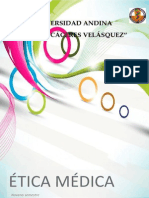Monografia Etica Medica Completo