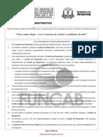 M01 v - Agente Administrativo